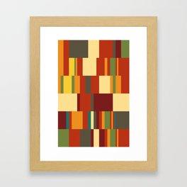 Songbird October Framed Art Print