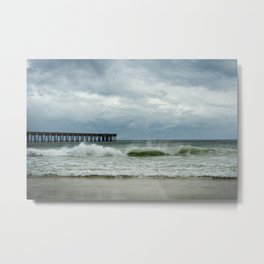Ocean Spray Metal Print