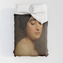 William-Adolphe Bouguereau - Le Dédain Comforters