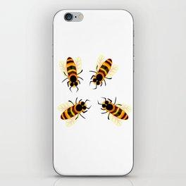 Bees iPhone Skin