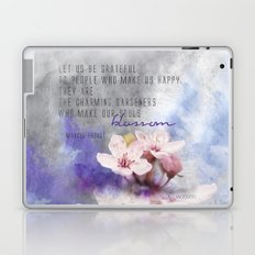 Our Charming Gardeners Laptop & iPad Skin