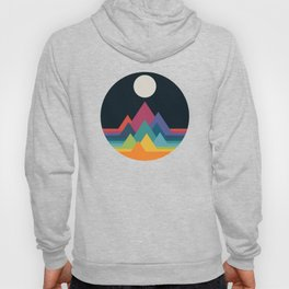Whimsical Mountains Hoody
