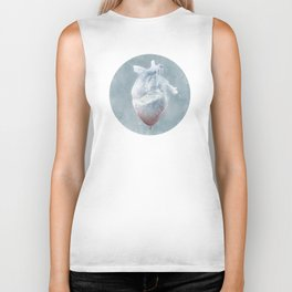 When you kissed me Biker Tank