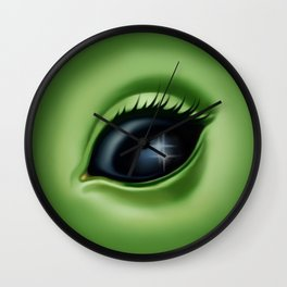 Alien Eye - Eye See You Wall Clock