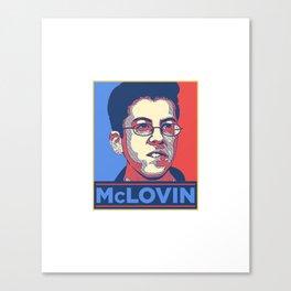 Superbad - McLovin Canvas Print
