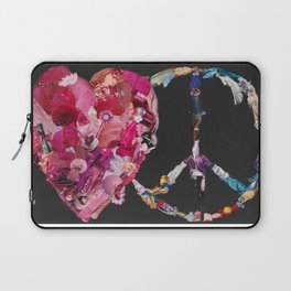 Song of Love and Peace Laptop Sleeve