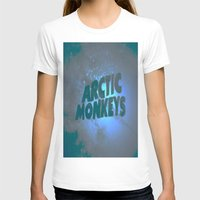 arctic monkeys T-shirts featuring Arctic Monkeys by SLIDE