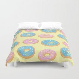 Doughnut Pattern Duvet Cover