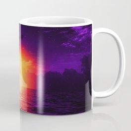 Fire purple cloud by #Bizzartino Coffee Mug