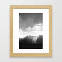 Ladder to Heaven Framed Art Print