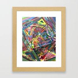 Continuum Framed Art Print