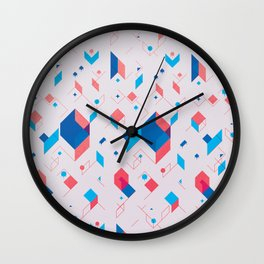 Cubicle Wall Clock