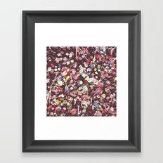 Chews Your Own Adventure Framed Art Print