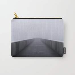 """Fog in the bridge"" Carry-All Pouch"