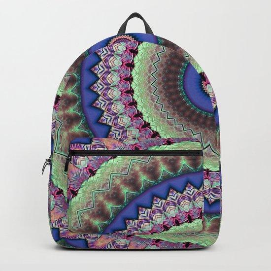 Girly Mandala Backpack