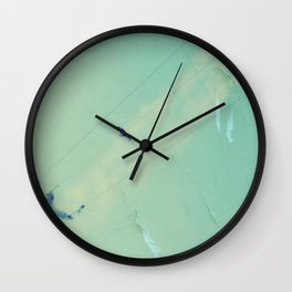 Bird on Wire Wall Clock