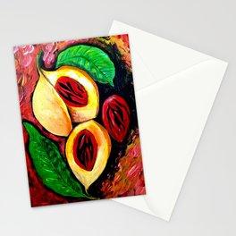 Black Gold Stationery Cards