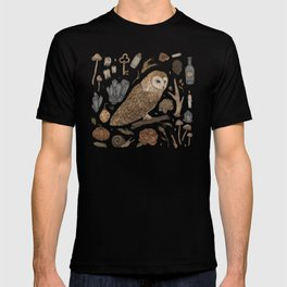 Harvest Owl T-shirt