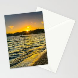 Summer seashore photography Stationery Cards