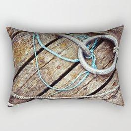 At The Marina Rectangular Pillow