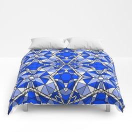 Blue Sapphire Comforters
