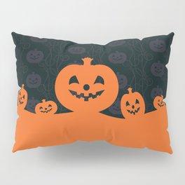 Pumpkins Design Pillow Sham