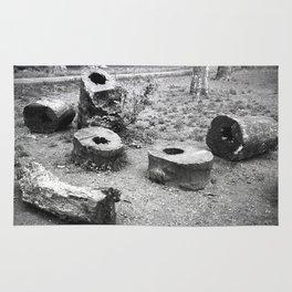 Logs Rug