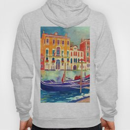 sunshine in Venezia Hoody