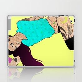 Hair Dye Laptop & iPad Skin