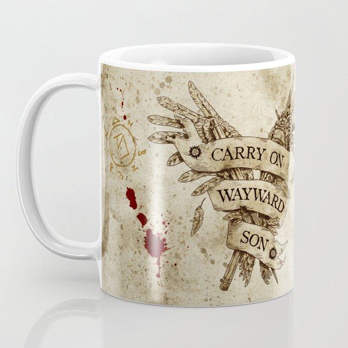 The Road So Far Coffee Mug