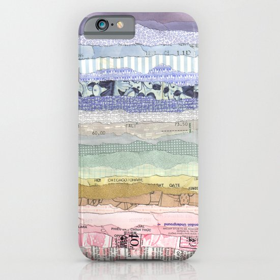 Tickets iPhone & iPod Case