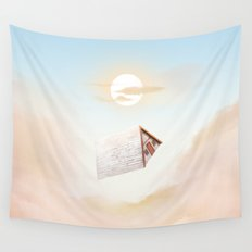 A Frame Wall Tapestry