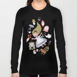 Alice in Wonderland Long Sleeve T-shirt