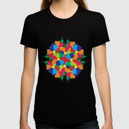 Floral Motives_09 by Victoria Deregus T-shirt