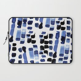Blue Swatches Laptop Sleeve