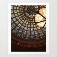 Chicago IL  Art Print