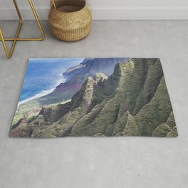 Hawaii: From the Eyes of Angels Rug