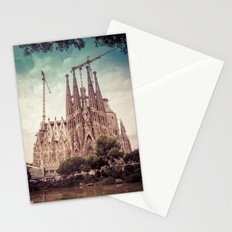 Sagrada Familia Stationery Cards