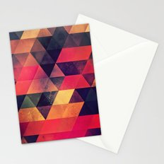 myll tyll Stationery Cards