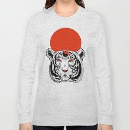 YIN YANG TIGER Long Sleeve T-shirt