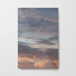 Sky 01/20/2014 18:14 Metal Print