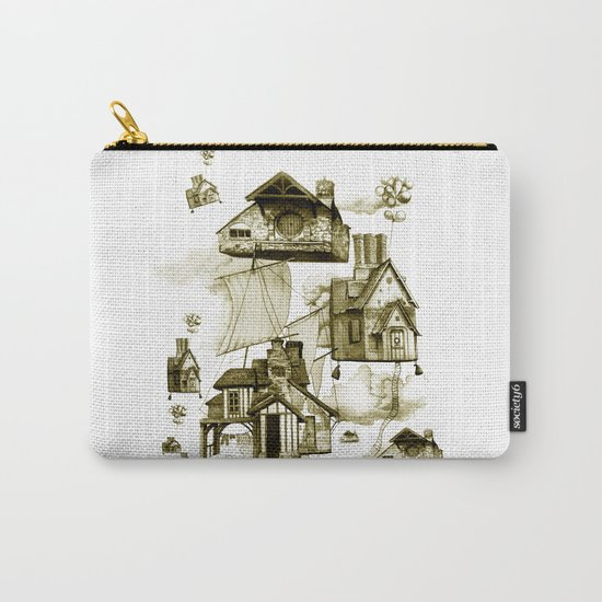 houseII Carry-All Pouch