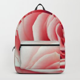Beautiful Pastel Rose Floral Backpack