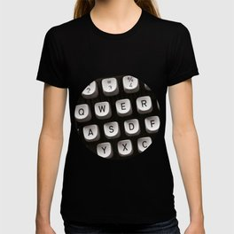 OLD TYPEWRITER T-shirt