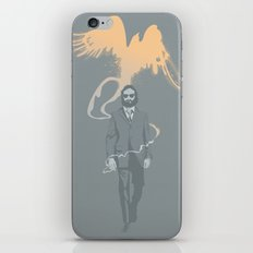 Out of the ashes arose a Phoenix iPhone & iPod Skin
