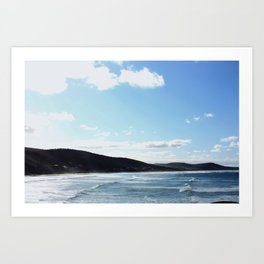 The Great Ocean Road Art Print