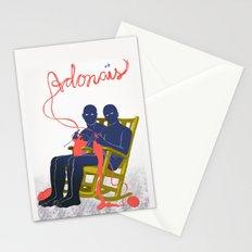 Adonais Stationery Cards