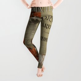 Be Kind To Animals 2 Leggings