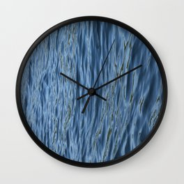 Wet Wall Clock
