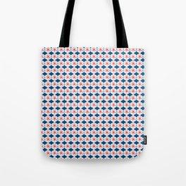 Beach Floral Tote Bag